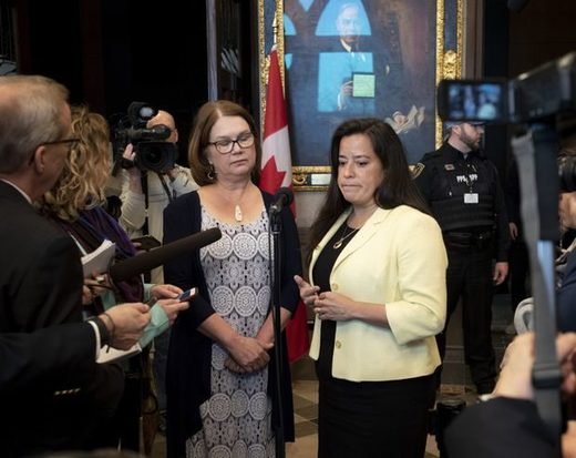 Jane Philpott  Jody Wilson-Raybould