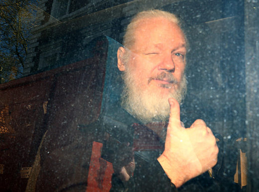 assange court london
