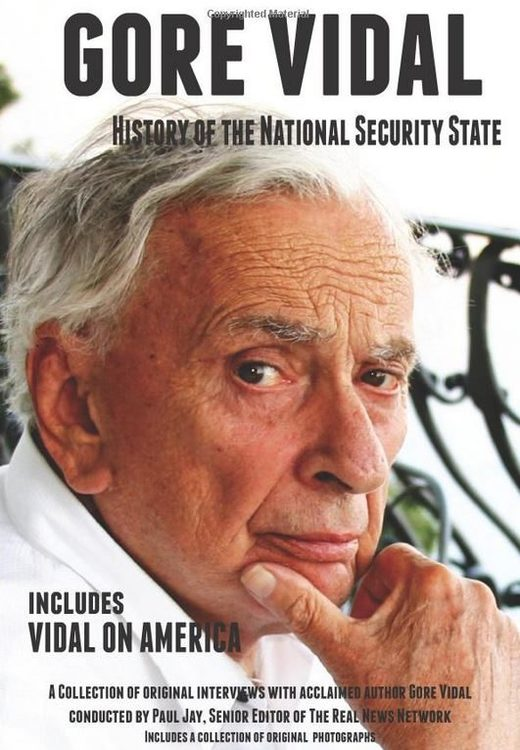 gore vidal security state