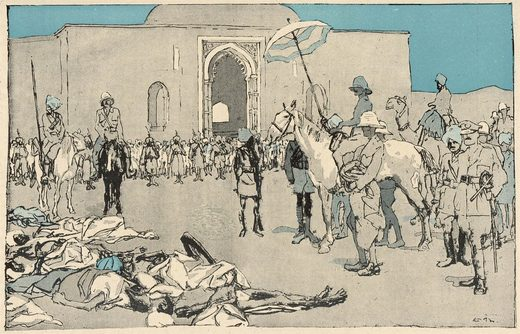 Amritsar massacre, british colonial rule India