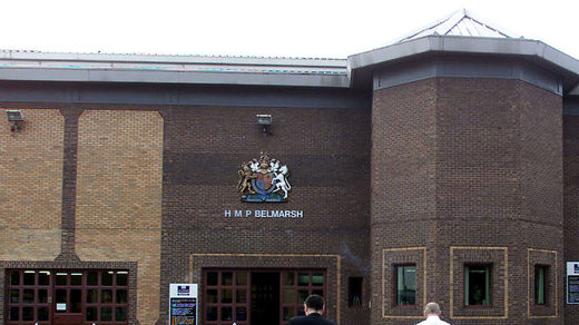 Assange Belmarsh Prison Gitmo