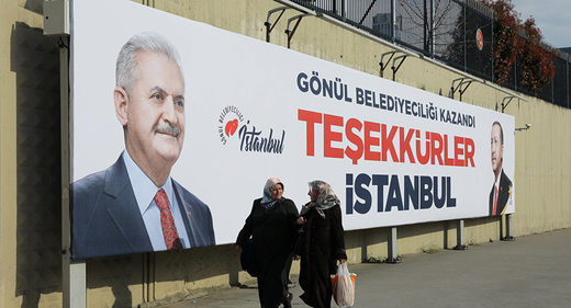 Turkey Istanbul Justice and Development Party Erdogan election