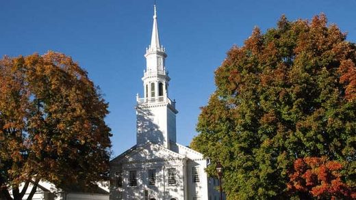 US church membership at all-time low