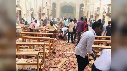 Sri Lanka attacks on Easter Sunday