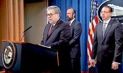 Barr, Rosenstein, other guy
