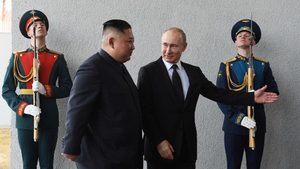 putin kim russia meeting