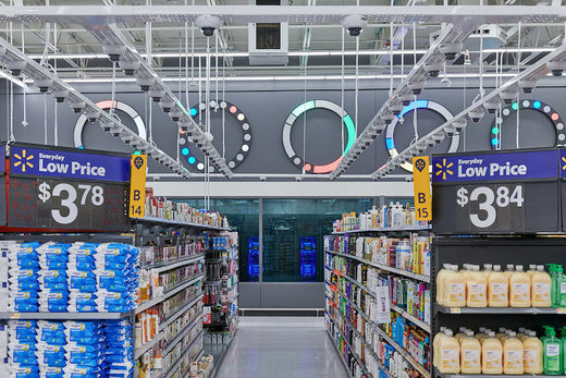 Walmart AI system inventory