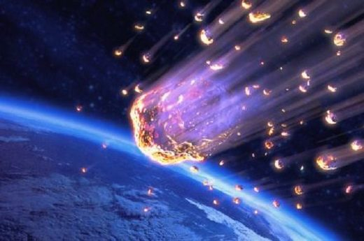NASA chief warns of meteors