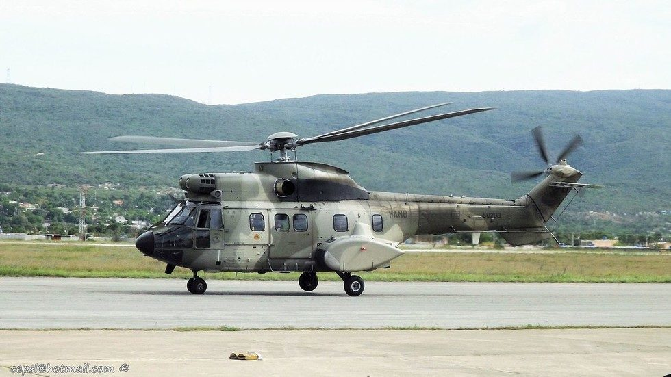 Venezuela: Seven Military Officials Killed In Helicopter