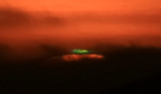 greenflash rare cloud