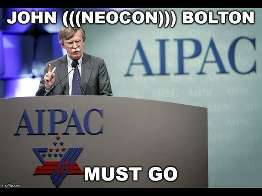 Bolton must go
