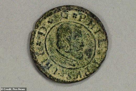 spanish coin utah park