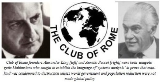 Club of Rome founders