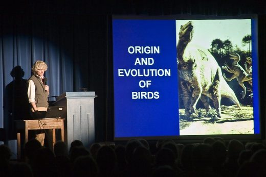 evolution lecture dinosaurs