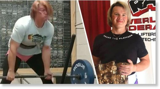 transgender weightlifter mary