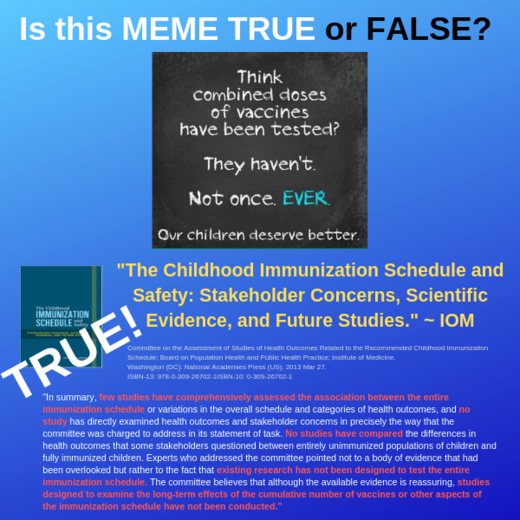true or false meme