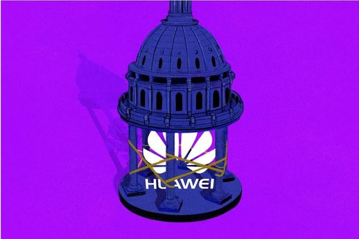 huawei blocked by US google