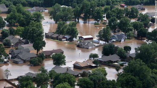 flooding oklahoma sand springs
