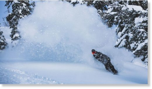 Mammoth Mountain has received a record 29 inches of snow this month.