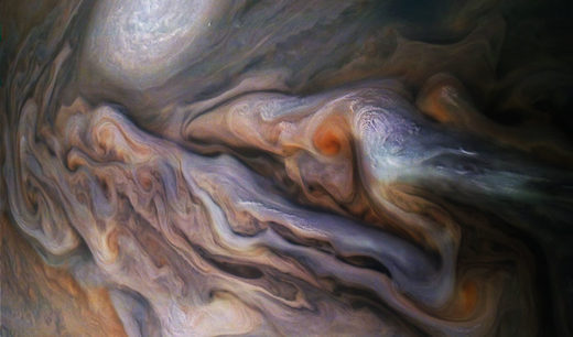 Jupiter's magnetic field is changing