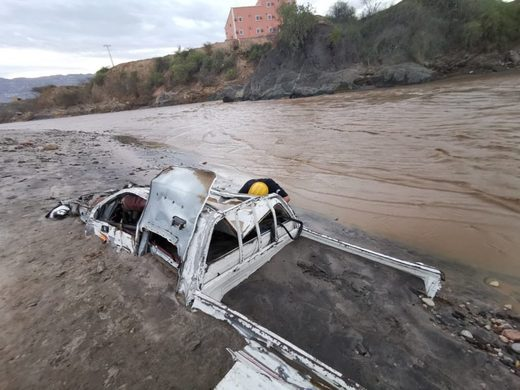 Dozens rescued, 1 missing after flash floods in south west Saudi Arabia