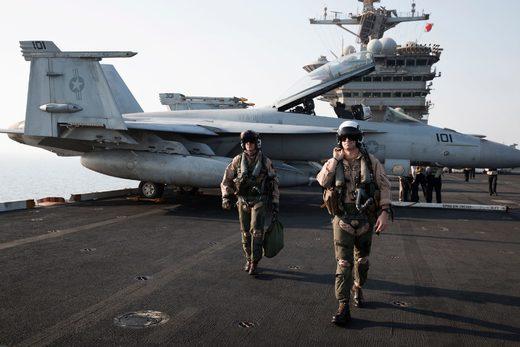 navy pilots