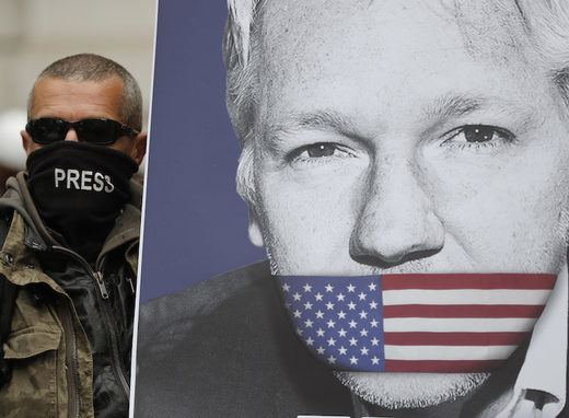 Julian assange, assange press freedom