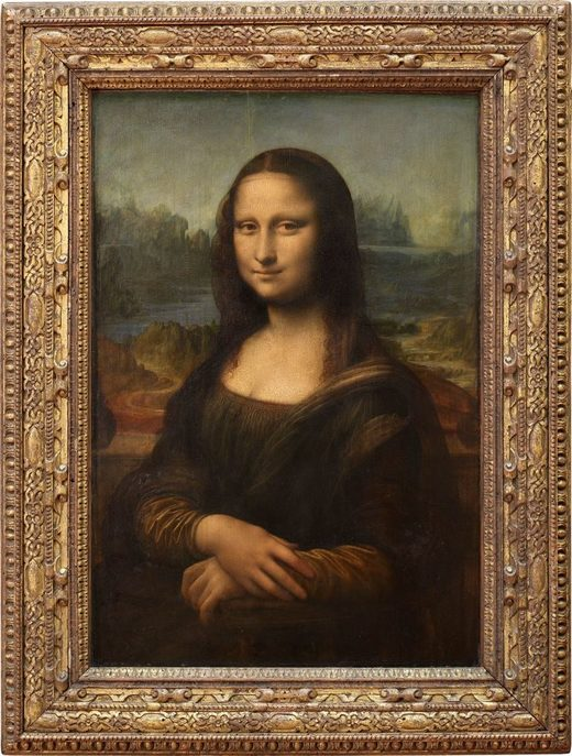 Scary - Animated Mona Lisa created by AI