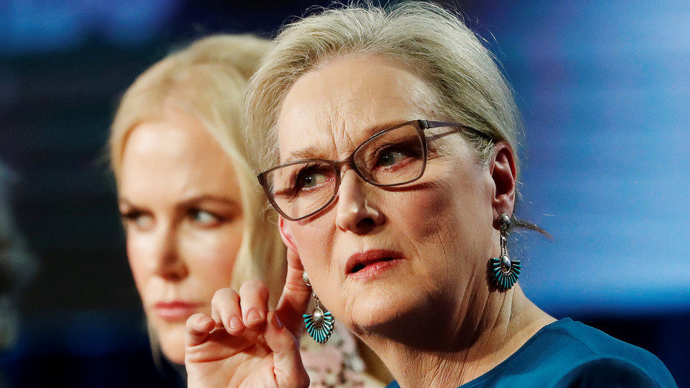 The Left eats its own: Meryl Streep suffers backlash after straying