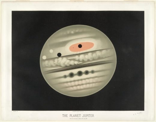 jupiter artist rendition