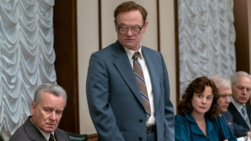 Not enough PoCs in Ukraine? HBO's Chernobyl criticized for