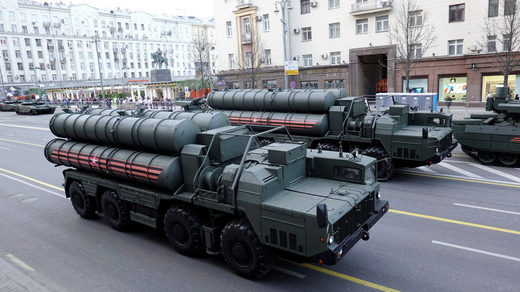 russin s-400