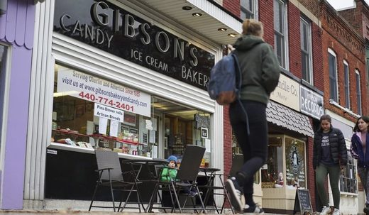Gibson's Bakery Oberlin College