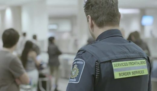 Canada's border officers