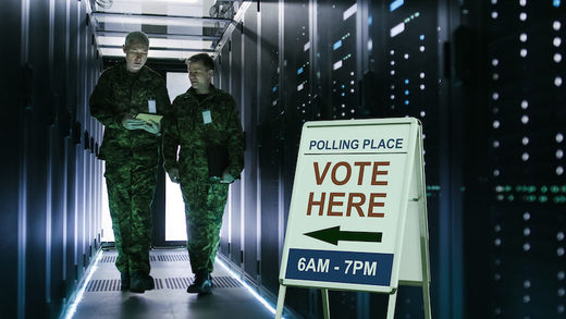 military intelligence voting