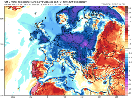 europe cold 2019 june