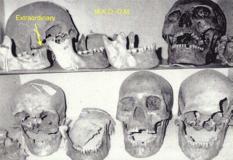 Did red-haired, cannibalistic giants of Lovelock Cave really exist