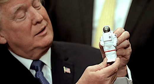 Trump and spaceguy