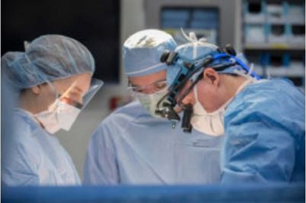 Cleveland Clinic surgeons perform first in-utero fetal surgery