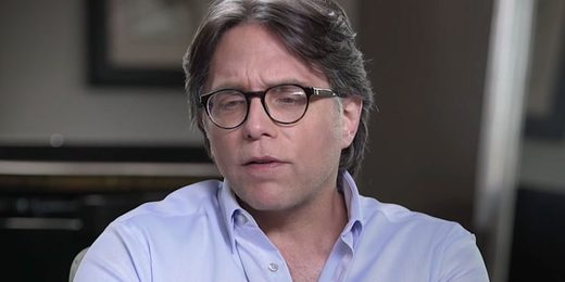 NXIVM sex cult leader Keith Raniere