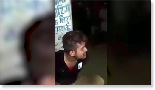 Muslim man in India lynched