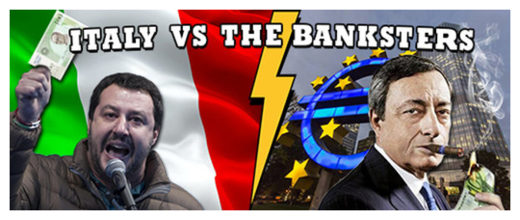 Italy vs the Banksters