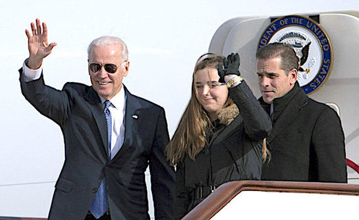 Joe/Finnegan/Hunter Biden