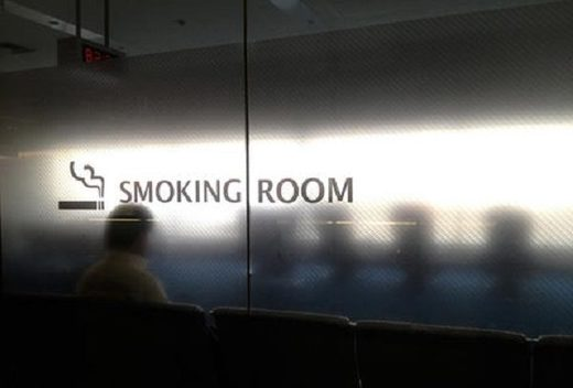 Smoking banned in ATL airport