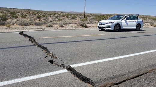 6.4M earthquake rattles LA on Independence Day: Strongest to hit SoCal in 20 years - UPDATE 5.0 aftershock recorded