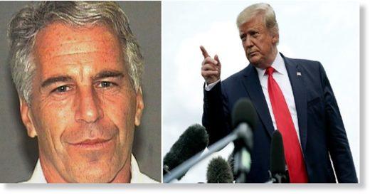Epstein Trump
