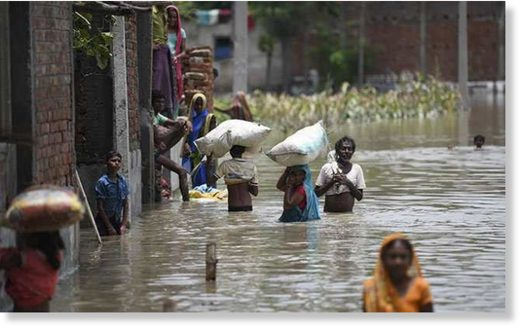 26 NDRF teams are carrying out rescue operations in Bihar.