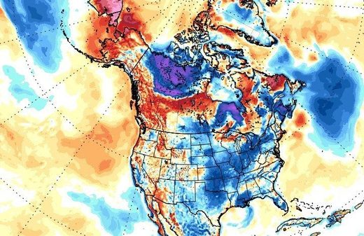 Alaska and the Arctic break heat records - Expected during a Grand Solar Minimum