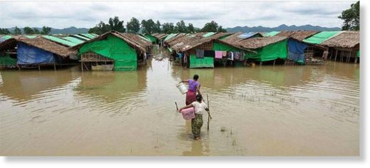 Bangladesh: Floods killed 94 people over last 2 weeks