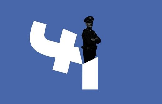 facebook social media police censorship free speech